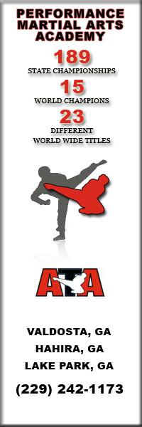 Valdosta Martial Arts Champions